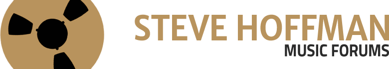 Steve Hoffman Music Forums